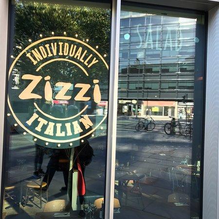 Zizi, excellent restaurant à Londres😋👍