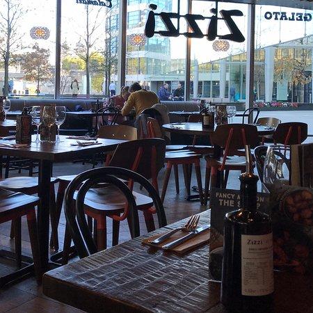 Zizzi - Tower Hill : Zizi, excellent restaurant à Londres😋👍