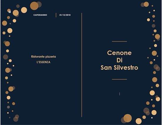 Miradolo Terme, Italia: Cenone Di San Silvestro