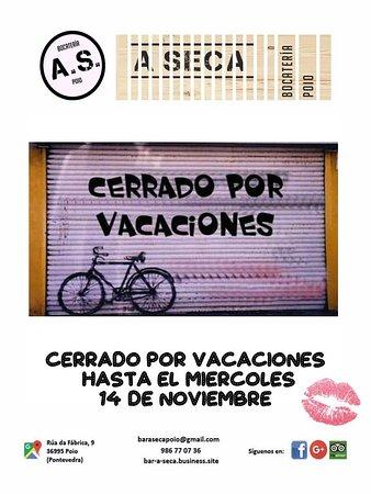 Пойо, Испания: Vacaciones