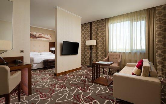 Meeting room - Foto van Sheraton Moscow Sheremetyevo Airport Hotel, Moskou - Tripadvisor