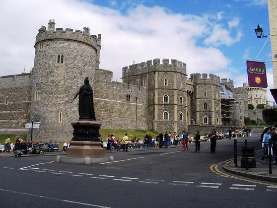 Windsor Running Tours: Windsor Castle, Windsor, United Kingdom