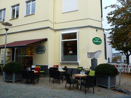 """Arnsberg, Duitsland: Ab ca. hier fängt wieder der modernere Teil vom  """" Alten Markt """" an."""
