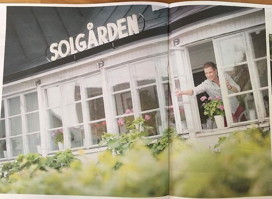 Degeberga, Sverige: Från tidning