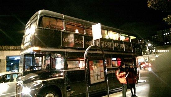 Foto de The Ghost Bus Tour (recorrido en autobús fantasma) Edimburgo