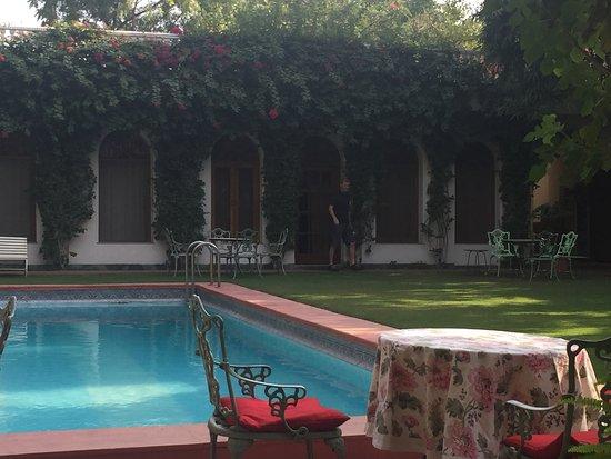 Pool - Hotel Meghniwas Photo