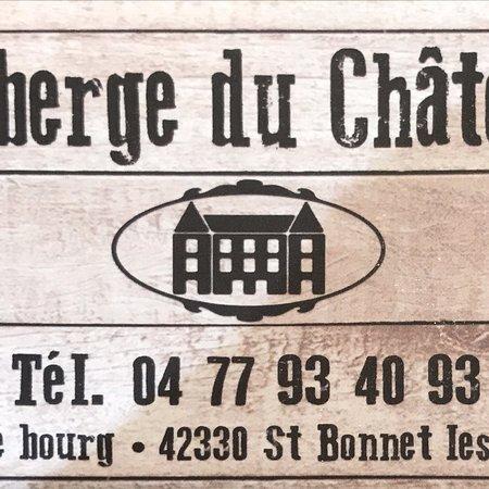 Saint-Bonnet-les-Oules, فرنسا: Auberge du Château