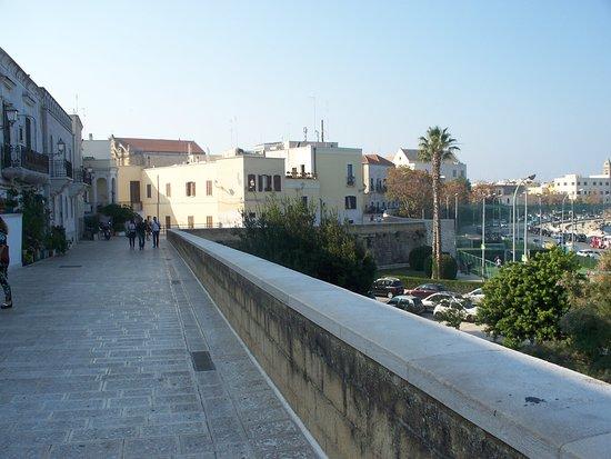 Muraglia di Bari Vecchia