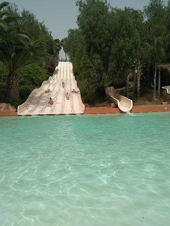 Oasiria Water Park: Water slides