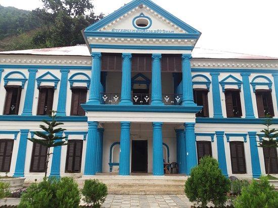 Tansen, Nepal: Rani Mahal - the main building