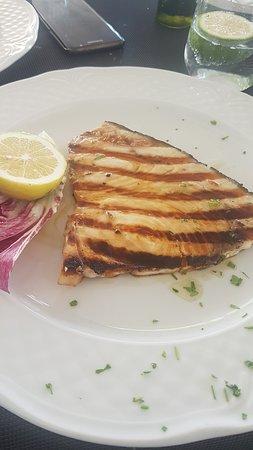Ristorante Il Cantastorie : pesce spada ai ferri