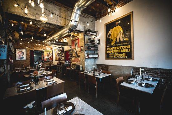 B Restaurant Milan Cinque Vie Updated 2019 Restaurant