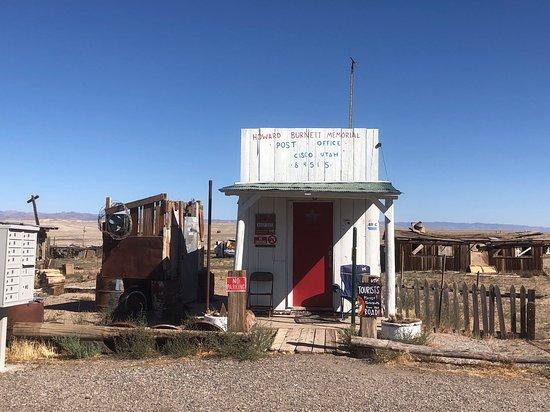 Cisco, UT: Post office