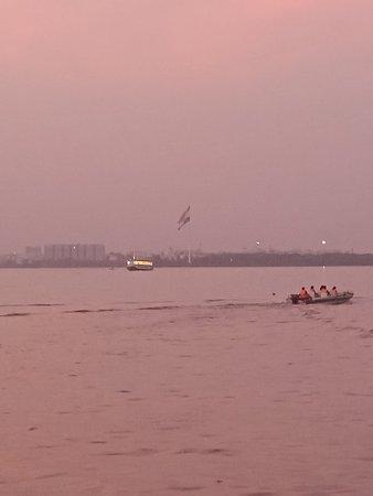 India's biggest Man made lake