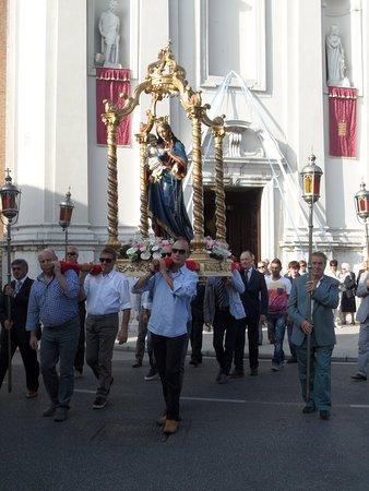 San Lorenzo Isontino, Italy: Madonna del Rosario, ogni prima domenica di ottobre