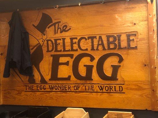 写真The Delectable Egg枚