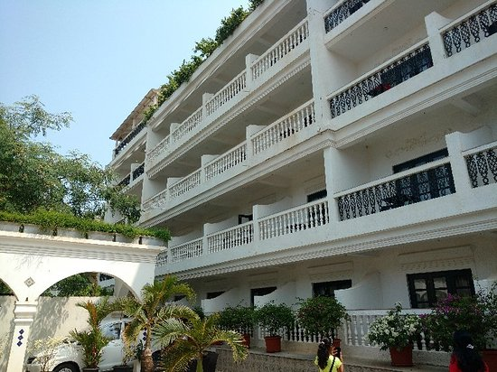 One of the best place to stay in Goa