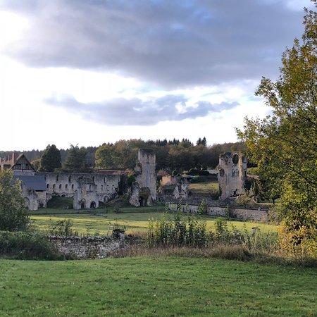 Haute-Normandie, França: Abbaye de Mortemer