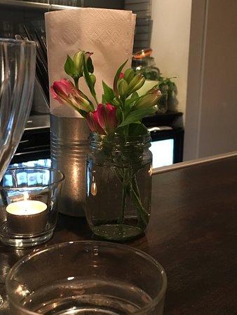 eatable flowers, decoration