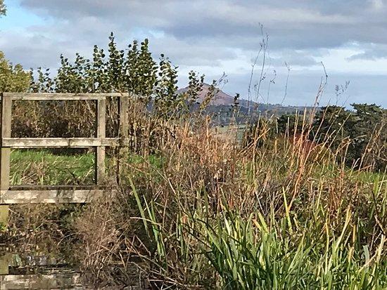 Penperlleni, UK: View of The Skirrid