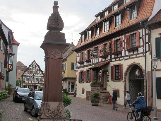 Gasthaus zum Lowen, Ettenheim