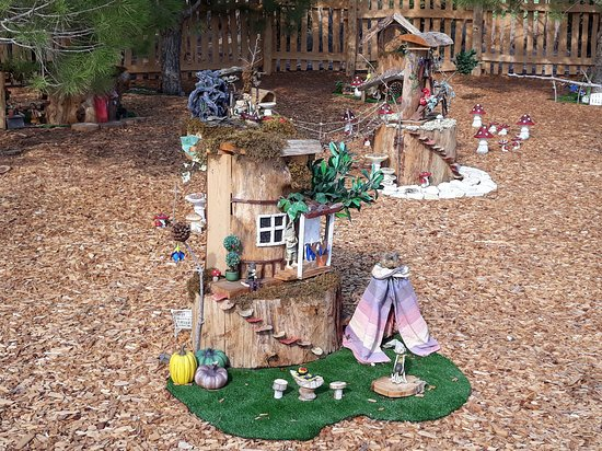 Avgorou, Chipre: Fairy garden