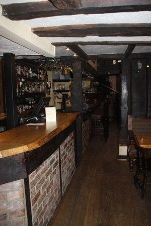 Chardstock, UK: bar