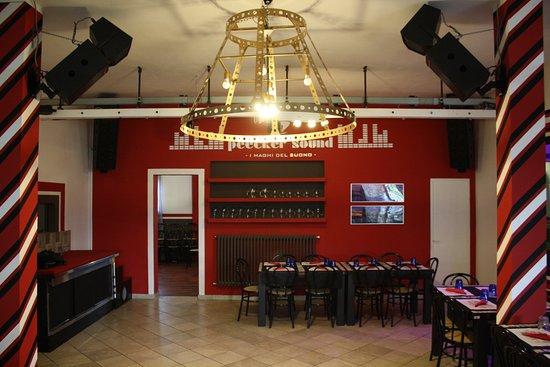 Cassano d'Adda, Włochy: pista da ballo e karaoke