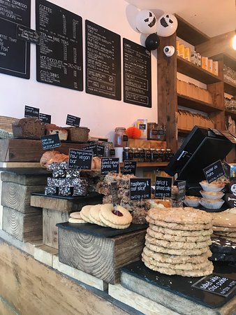 The Coffee Jar : Coffee Jar interior