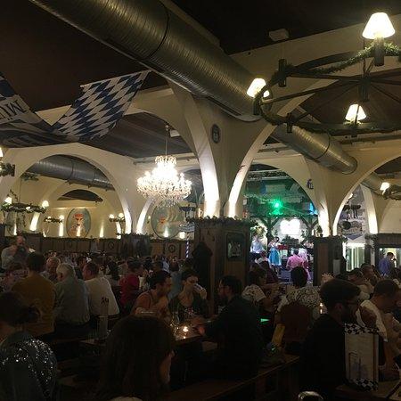 Primera cena en berlin