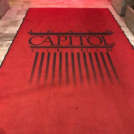 Teatr Scena Capitol Warszawa Polska Opinie Tripadvisor