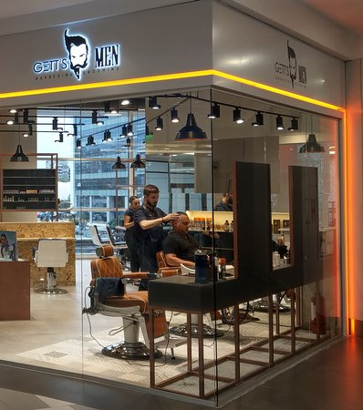 GETT'S MEN - Barber Shop Plaza Romania