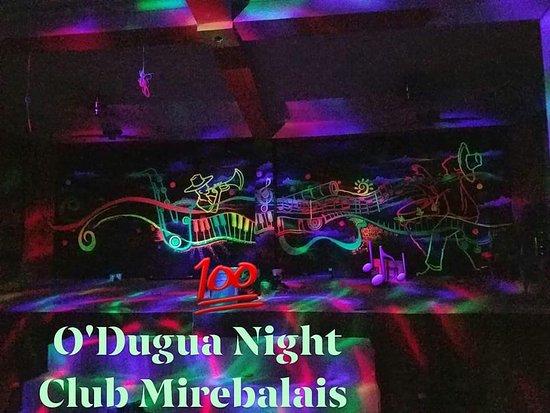 Mirebalais, Гаити: odugu night club