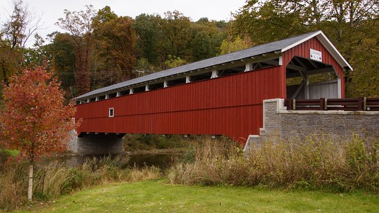 Schlicher Covered Bridge