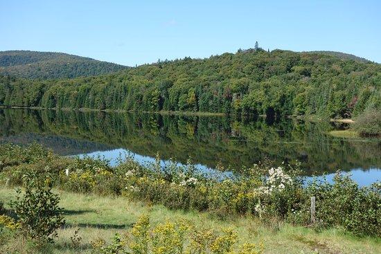 Lac-Superieur, كندا: Lac Monroe