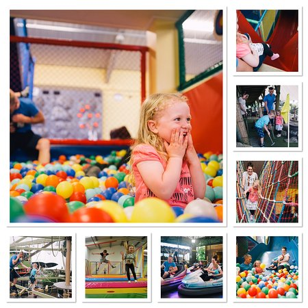 St Austell, UK : Something for everyone @ Kidzworld