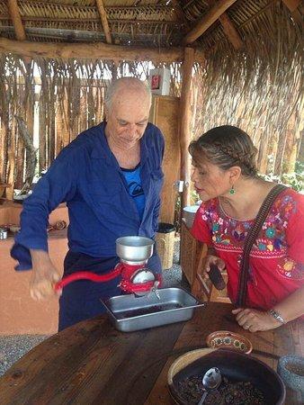 Planeta Cacao: Molienda del chocolate