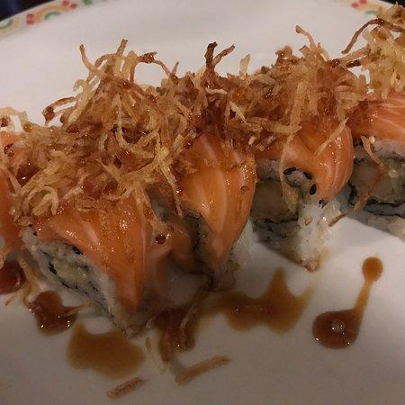 Tsuki: Tiger roll