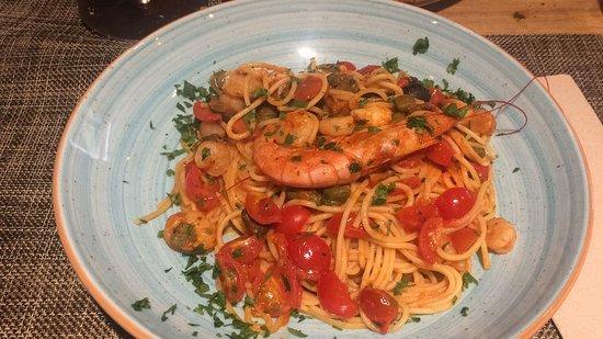 La Coppola : Spaghetti Frutti di Mare