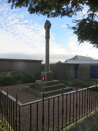 War Memorial Coaltown of Balgonie