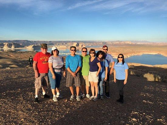 Excursion en petit groupe à Antelope...