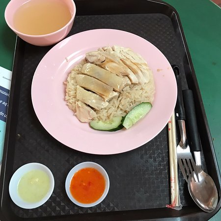 Half Order Of Hainanese Chicken Picture Of Maxwell Food Centre