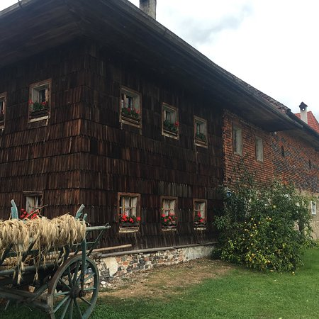 Freilichtmuseum Stehrerhof