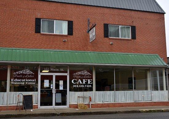 Rainelle, Virginia Occidental: Entrance
