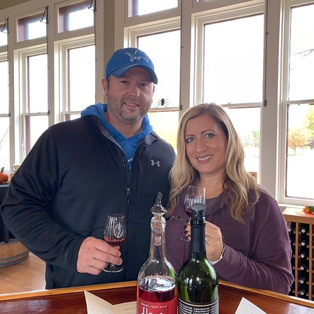 Love this winery!