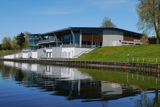 The Don Rowlands Centre Lake Karapiro