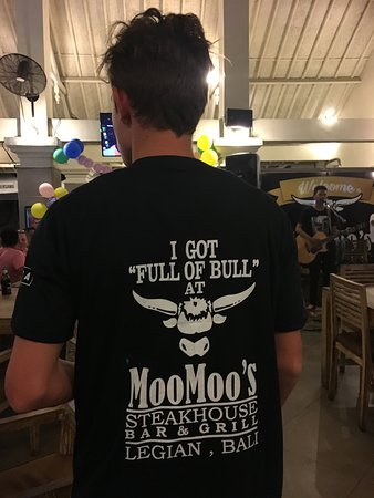 Moo Moos Steakhouse Bar and Grill Bild