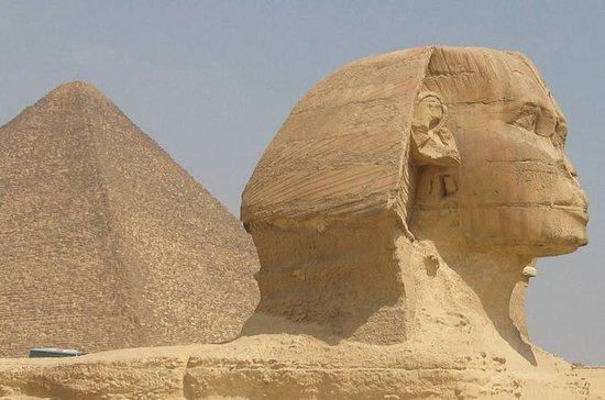 Tagestour ab Kairo: Pyramiden von...