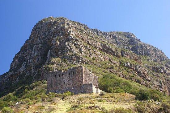 Caminhada pela Table Mountain na...