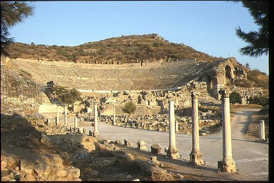 Excursión de un día en grupo a Efeso...